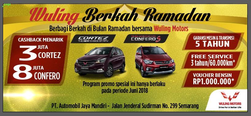 promo wuling berkah ramadhan